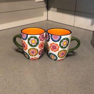 Oui (Target Brand) 12 oz. Mugs